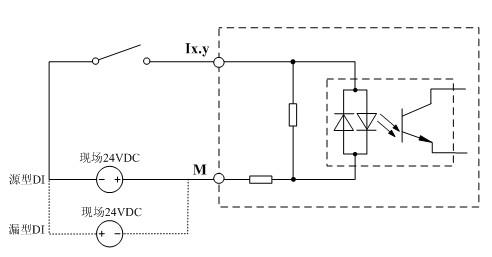 lm3107输入通道等效电路图