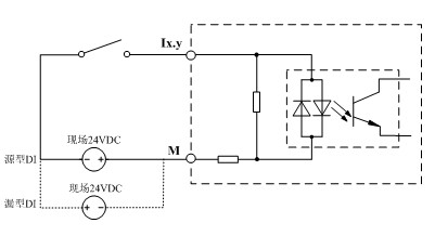 lm3231输入通道等效电路图